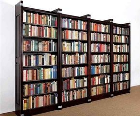 regal massivholz erle farbton mooreiche regalsystem einsplus. Black Bedroom Furniture Sets. Home Design Ideas