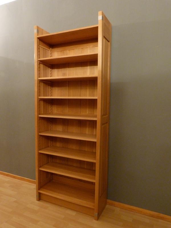 regal massivholz eiche farbton natur regalsystem. Black Bedroom Furniture Sets. Home Design Ideas