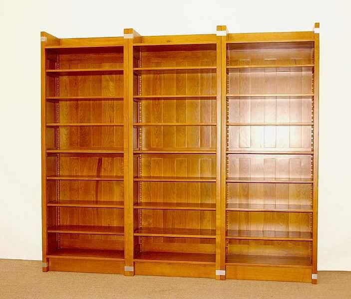 regal massivholz kirschholz regalsystem einsplus. Black Bedroom Furniture Sets. Home Design Ideas