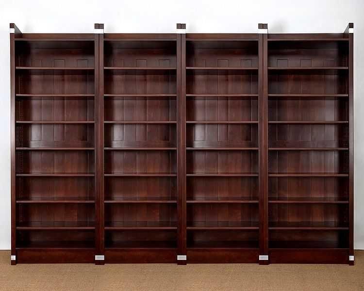 regal massiv holz erle im nussbaumton regalsystem. Black Bedroom Furniture Sets. Home Design Ideas