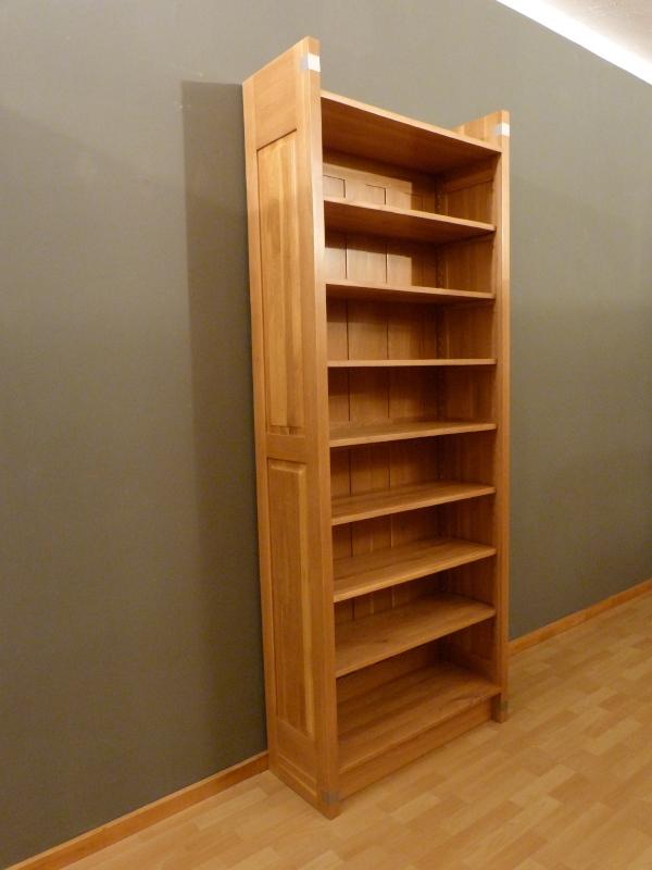 Bücherregal Massivholz Eiche, Natur | eBay