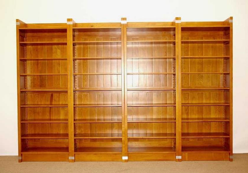 Bücherregal Kirsche regal kirsche massivholz regalsystem einsplus bücherregal regal